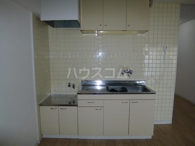 NTビル白壁 50A号室のキッチン