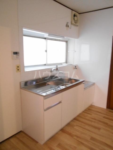白岡市上野田戸建のキッチン