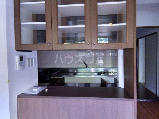 リブレ琥珀館 102号室のキッチン