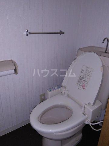 リブレ琥珀館 102号室のトイレ