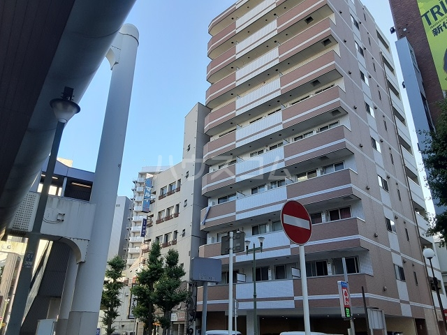 富士見Nameki Mansionの外観