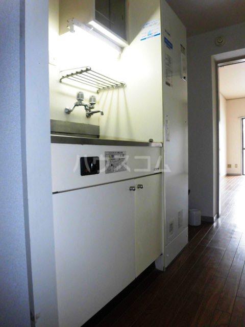 グレイス観月 103号室のキッチン