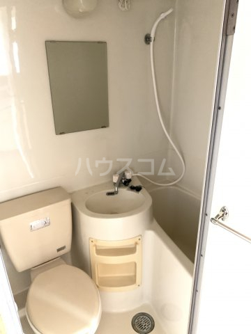 コーポダイマツ 3C号室の洗面所