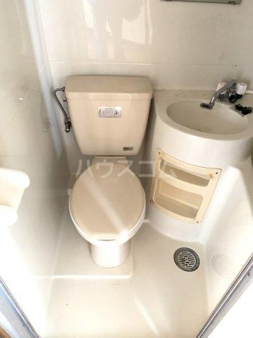 コーポダイマツ 3C号室のトイレ