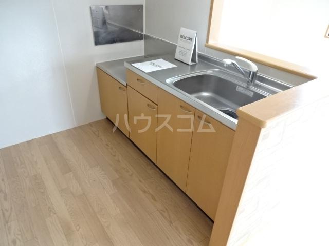 フレンドハウス23 B301号室のキッチン