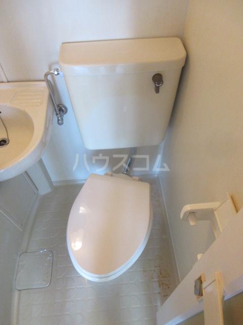 アーバンポイント千種 4D号室のトイレ