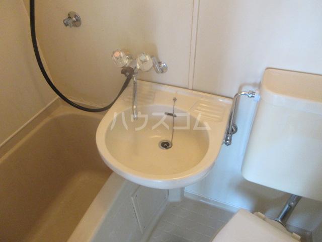 アーバンポイント千種 4D号室の洗面所