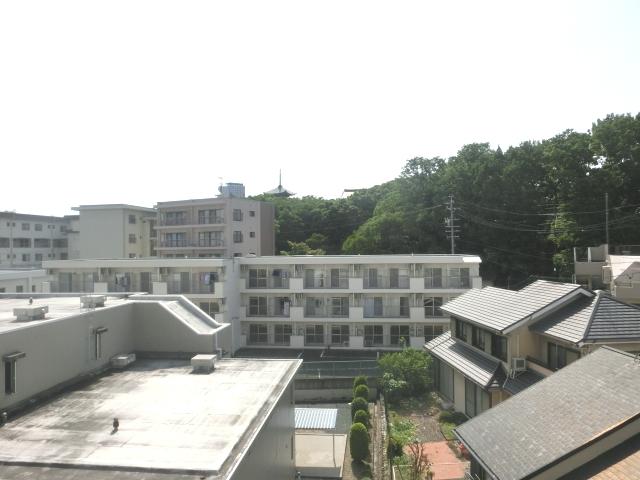 ラフォーレ姫池 702号室の景色