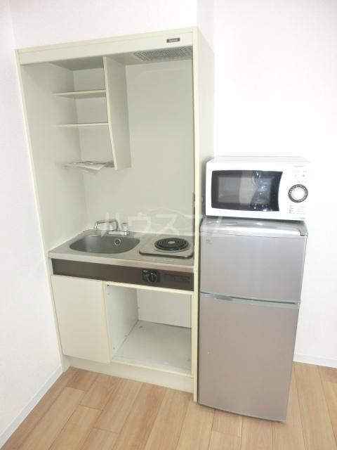 ラフォーレ姫池 702号室のキッチン