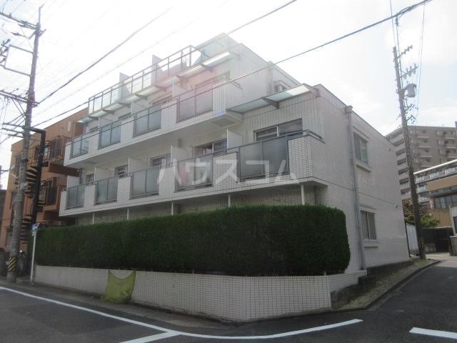 コア菊坂 401号室の外観