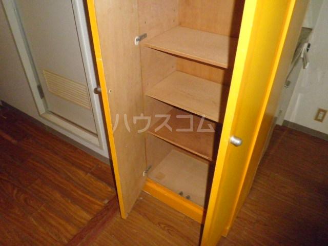 コア菊坂 401号室の収納