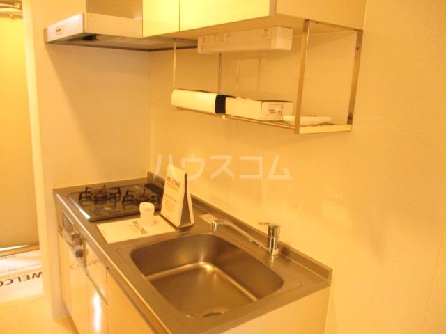 Alba Grande 東本町 206号室のキッチン