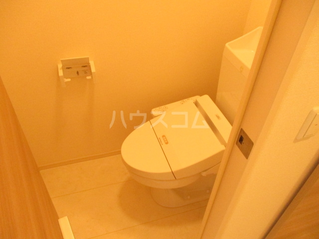 Alba Grande 東本町 206号室のトイレ