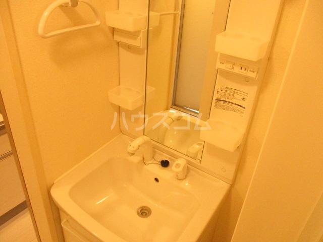 Alba Grande 東本町 206号室の洗面所