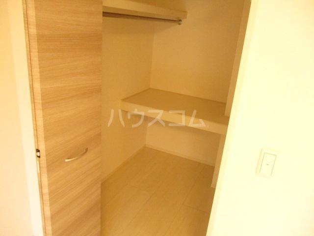 Alba Grande 東本町 206号室の収納