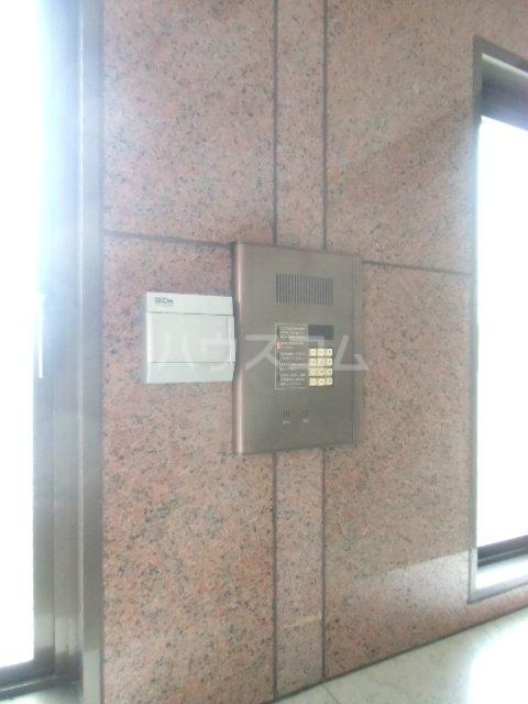 ラポール南浦和 208号室のセキュリティ