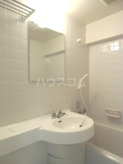 ラポール南浦和 208号室の洗面所
