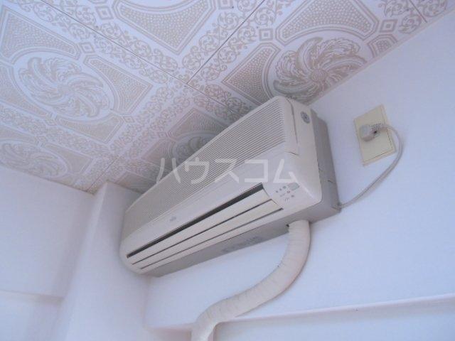 ラポール南浦和 208号室の設備