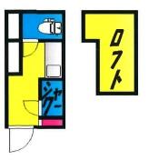 第5藤栄ビル・104号室の間取り