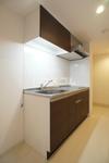 リブリ・Eva crest 202号室のキッチン