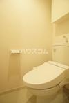 リブリ・Eva crest 202号室のトイレ