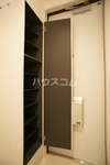 リブリ・Eva crest 202号室の玄関