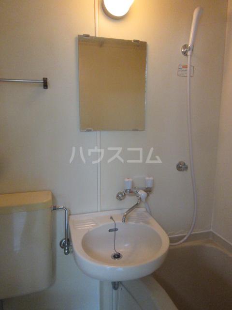 アーバンポイント千種 2E号室の洗面所