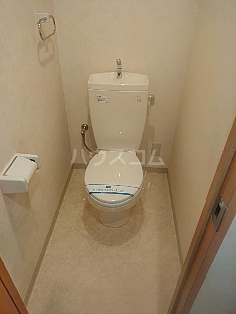 フェイム イッサ 403号室のトイレ