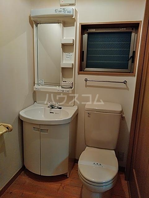 プリマベーラ西荻 201号室のトイレ