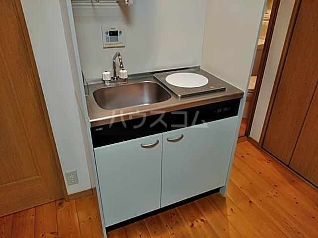 プリマベーラ西荻 201号室のキッチン
