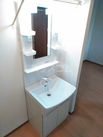 ビーライン差間B号棟 202号室の洗面所