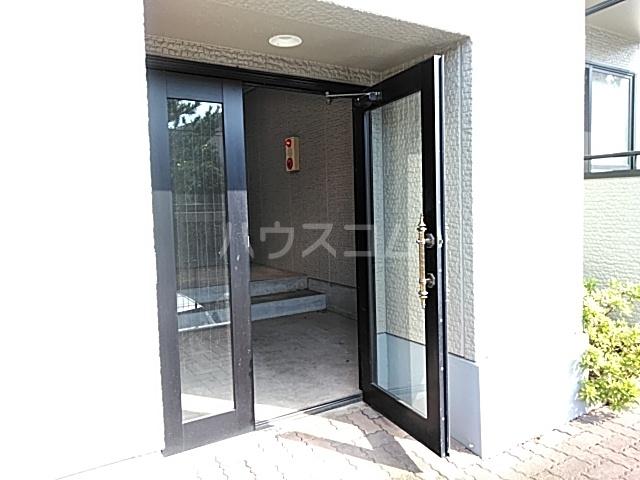 ドゥリームアイ・エス 303号室のセキュリティ