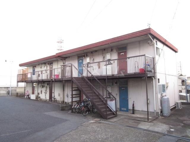 中島ハイツ外観写真