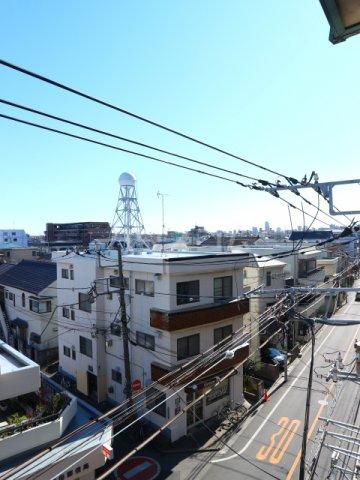 松川マンション 401号室の景色