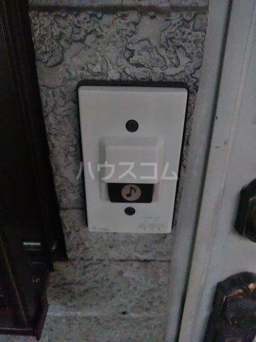 ベルシャトウ西堀Ⅱ 203号室のセキュリティ