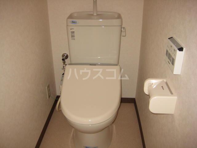 レジデンス桂離宮のトイレ