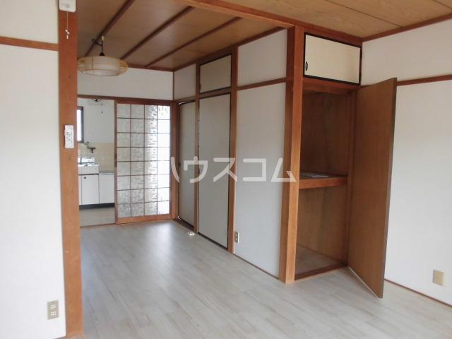 maison Sorte 102号室の居室