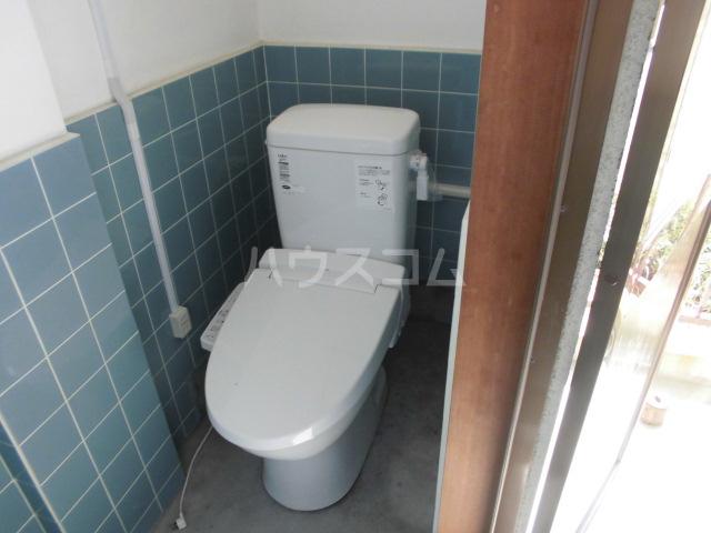 maison Sorte 102号室のトイレ
