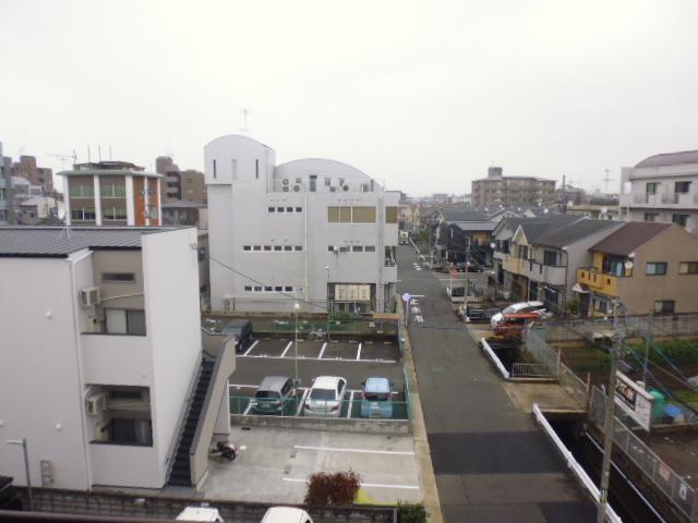 レ・ションド清涼 203号室の景色