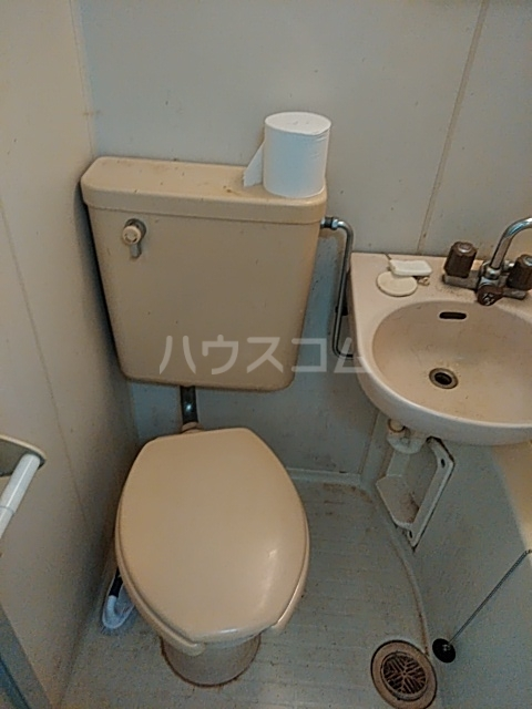サンアドバンス立川 202号室のトイレ