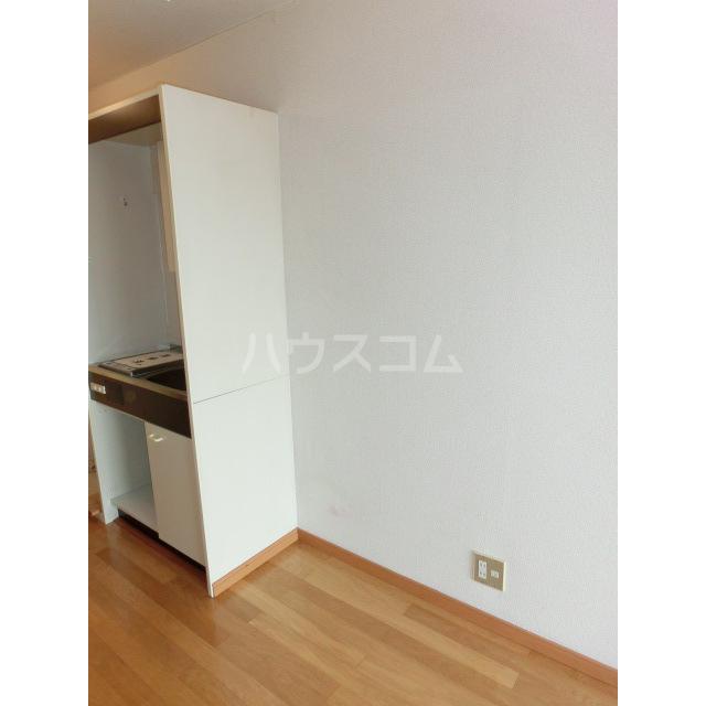 メゾン・ド・ラフィーネ 203号室のキッチン