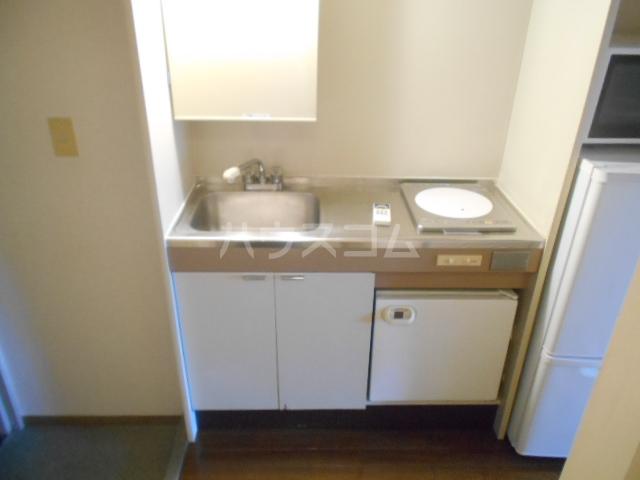 パラドール西院PART-Ⅰ 609号室のキッチン
