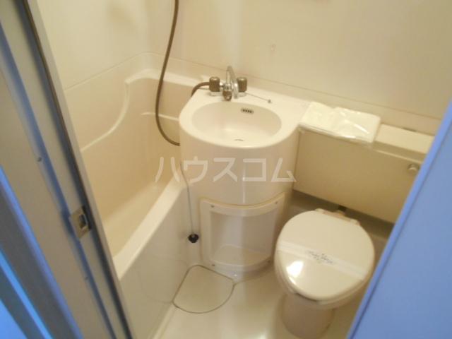 パラドール西院PART-Ⅰ 609号室の風呂