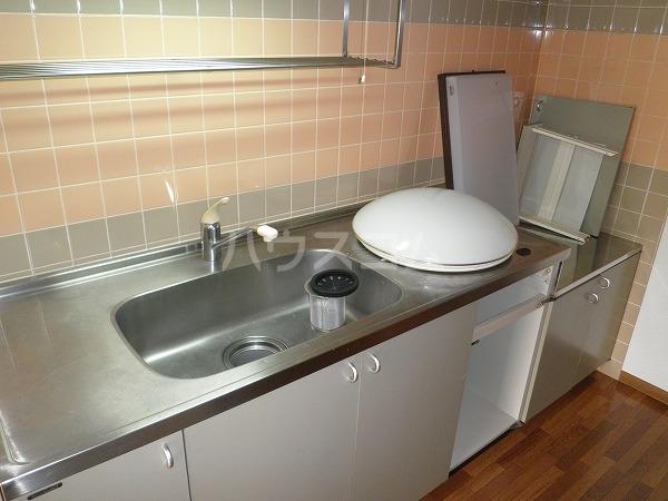 アートTMS 00208号室のキッチン