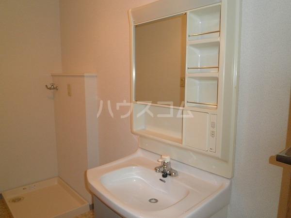 アートTMS 00208号室の洗面所