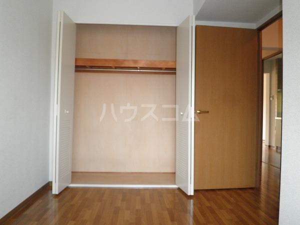 アートTMS 00208号室の収納