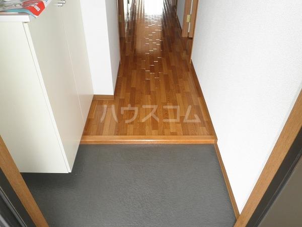 アートTMS 00208号室の玄関