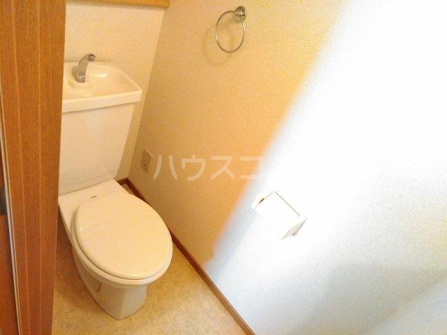 テラスおいけのトイレ