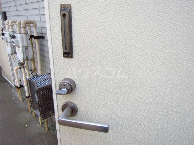 カサフローラ津田沼 206号室のセキュリティ