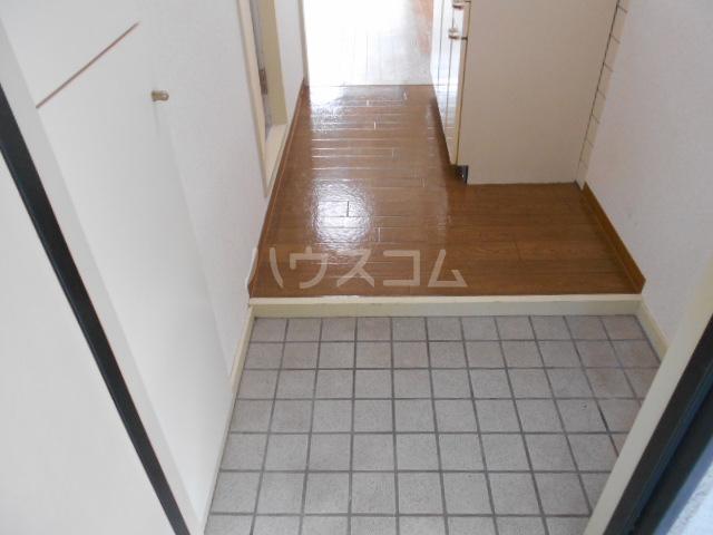 あすなろ館 1-B号室の玄関
